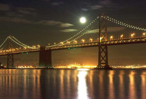 Full Moon Cruise San Francisco