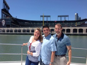 McCovey Cove Yacht Connections Private Yacht Charter