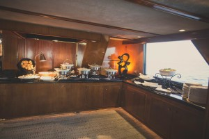 Yacht Dining Buffet